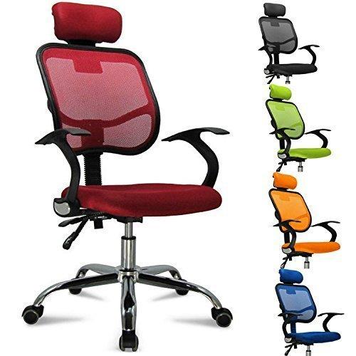Las 5 mejores sillas de escritorio juveniles julio 2019 for Sillas de escritorio juveniles baratas